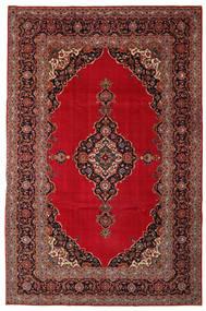 Keshan Patina Alfombra 240X374 Oriental Hecha A Mano Rojo Oscuro/Marrón Oscuro (Lana, Persia/Irán)
