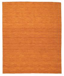 Kilim Loom - Naranja Alfombra 250X300 Moderna Tejida A Mano Naranja Grande (Lana, India)