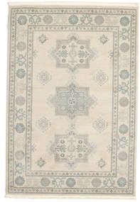 Kazak Lafayette - Cream Alfombra 160X230 Oriental Gris Claro/Beige ( Turquía)