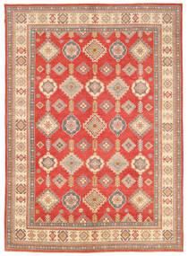 Kazak Alfombra 332X463 Oriental Hecha A Mano Roja/Óxido/Roja Grande (Lana, Pakistán)