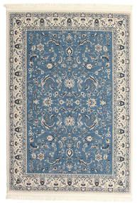 Nain Florentine - Azul Claro Alfombra 120X180 Oriental Gris Claro/Beige/Azul Oscuro ( Turquía)