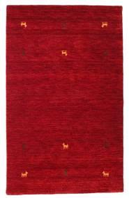 Gabbeh Loom Two Lines - Rojo Alfombra 100X160 Moderna Roja/Rojo Oscuro (Lana, India)
