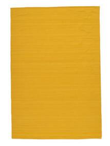 Kilim Loom - Amarillo Alfombra 160X230 Moderna Tejida A Mano Naranja (Lana, India)