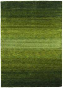 Gabbeh Rainbow - Verde Alfombra 160X230 Moderna Verde Oscuro/Verde Oliva (Lana, India)