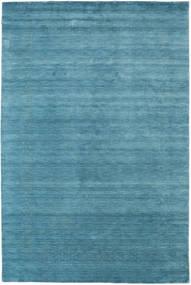 Loribaf Loom Beta - Azul Claro Alfombra 190X290 Moderna Azul/Azul Turquesa (Lana, India)