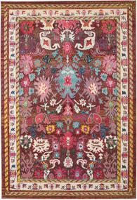 Mirzam - Oscuro Violeta Alfombra 240X340 Moderna Rojo Oscuro/Marrón ( Turquía)