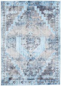 Zultani Alfombra 160X230 Moderna Azul Claro/Beige ( Turquía)