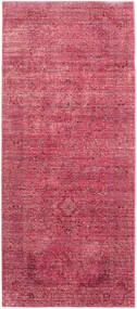 Maharani - Rojo Alfombra 80X200 Moderna Óxido/Roja/Rosa ( Turquía)