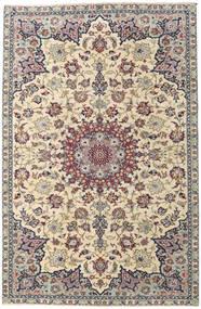 Najafabad Patina Alfombra 215X330 Oriental Hecha A Mano Gris Claro/Beige (Lana, Persia/Irán)