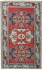 Ardabil Patina Alfombra 118X196 Oriental Hecha A Mano Azul Oscuro/Marrón Claro (Lana, Persia/Irán)