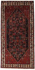 Belouch Patina Alfombra 150X295 Oriental Hecha A Mano Rojo Oscuro/Marrón Oscuro (Lana, Persia/Irán)