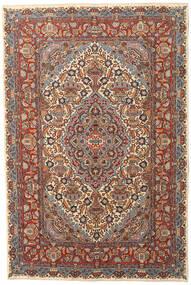 Kashmar Patina Alfombra 195X290 Oriental Hecha A Mano Marrón Oscuro/Gris Oscuro (Lana, Persia/Irán)