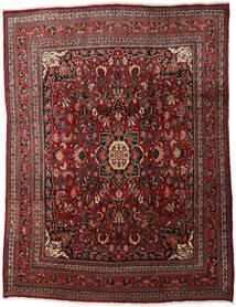 Bidjar Alfombra 260X347 Oriental Hecha A Mano Rojo Oscuro/Marrón Oscuro Grande (Lana, Persia/Irán)