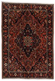 Bakhtiar Alfombra 210X307 Oriental Hecha A Mano Marrón Oscuro/Rojo Oscuro (Lana, Persia/Irán)