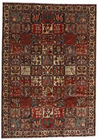 Bakhtiar Alfombra 225X317 Oriental Hecha A Mano Marrón Oscuro/Rojo Oscuro (Lana, Persia/Irán)