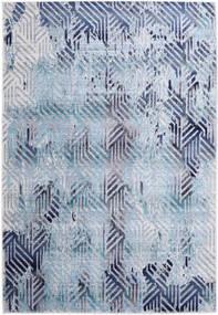 Rima - Teal Alfombra 182X274 Moderna Azul Claro/Violeta Claro ( Turquía)